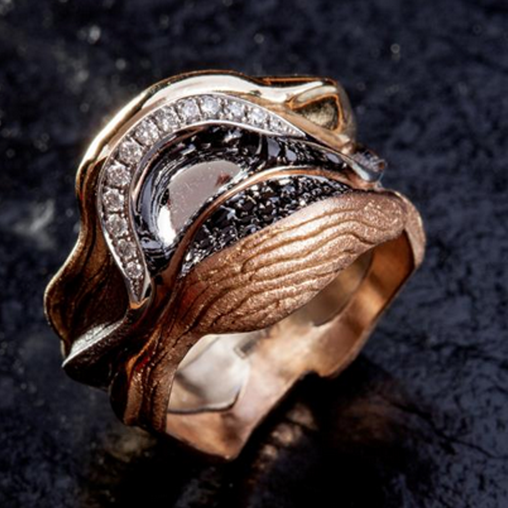 desert ring by monquer