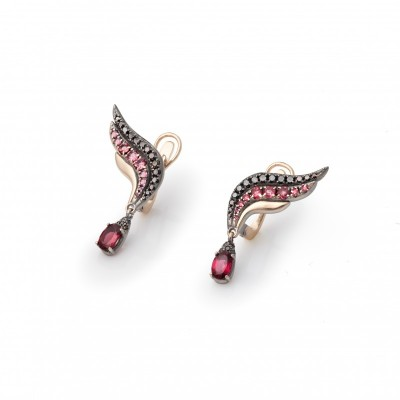 monquer earrings