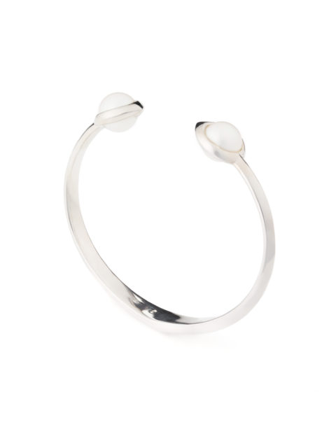 cocochnik bangle white pearl