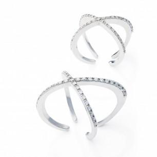 Cross rings