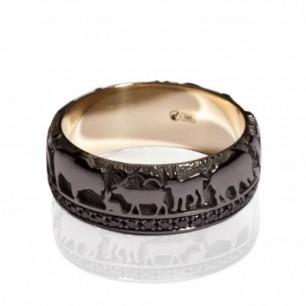 Hunter ring