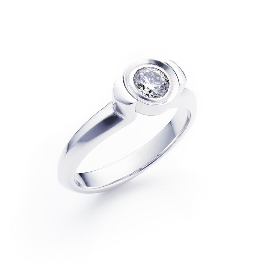 rotating engagement ring