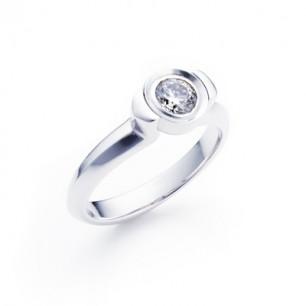 Rotating Diamond Ring